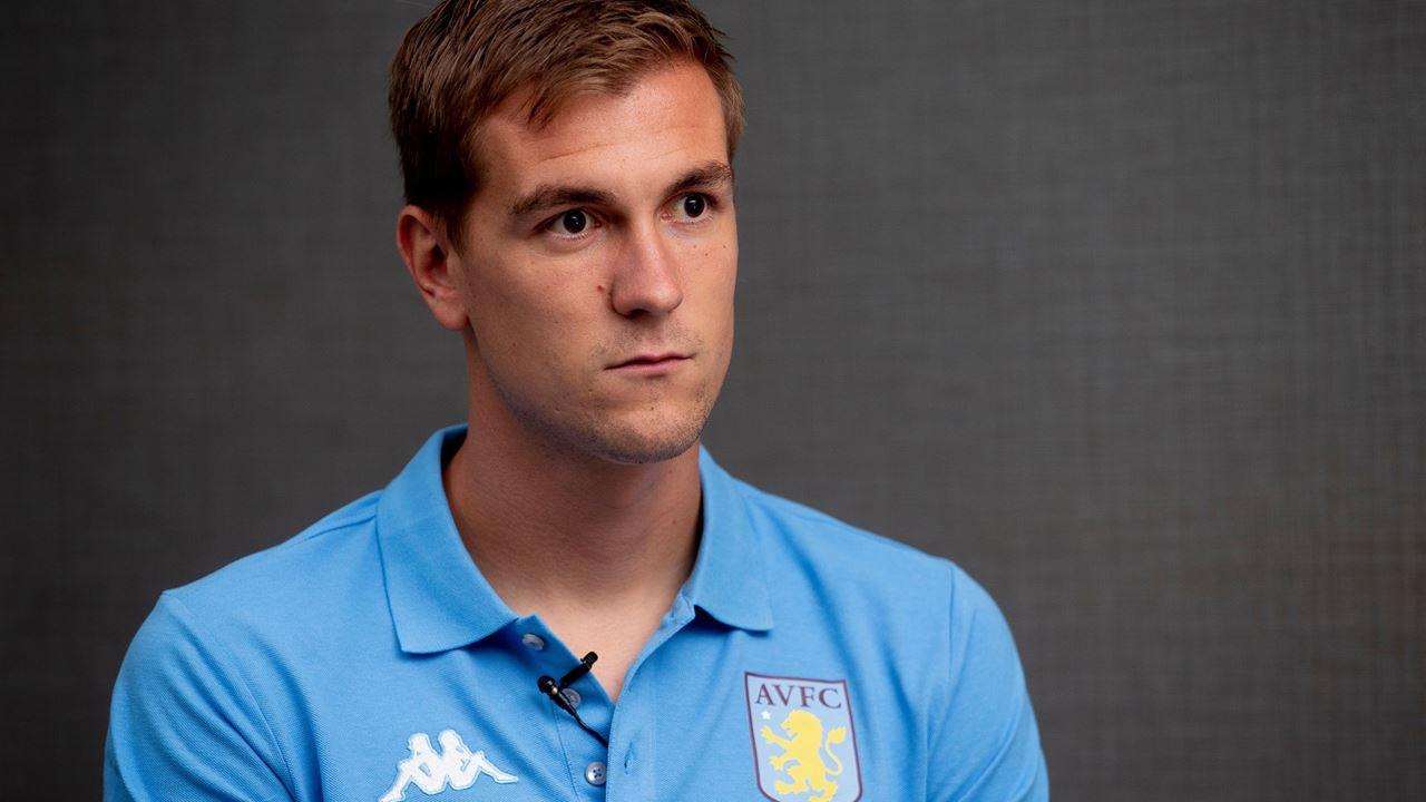 Björn Engels wordt ploeggenoot van Wesley bij Aston Villa